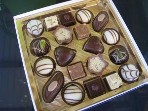 шоколад для сладкоежек