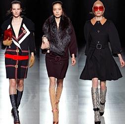 Модные женские куртки осень-зима 2011-2012