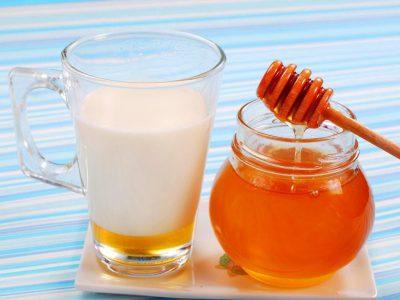 Молоко с медом от кашля рецепты народной медицины