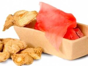 Можно ли при диете маринованный имбирь