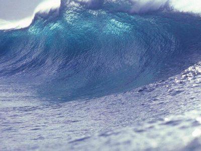 Большая волна, цунами