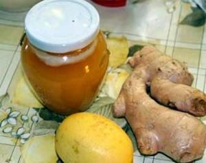 Хрен имбирь лимон мед для похудения