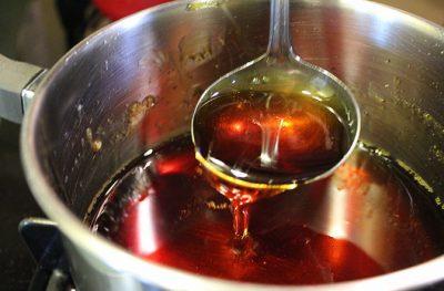 Как сделать пережженный сахар от кашля