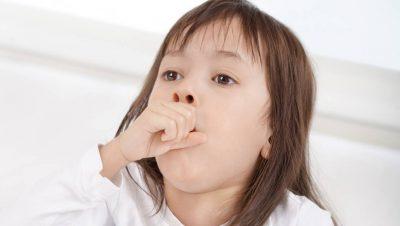 Первая помощь при лающем кашле