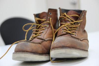 ubrat sol s obuvi