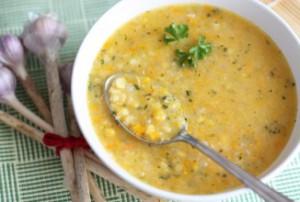 Гороховый суп для спортсменов 6