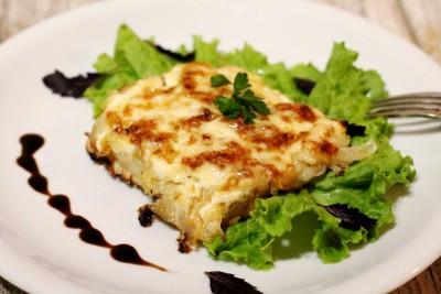 Курица по-французски с картофелем в духовке
