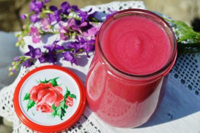 Варенье из лепестков чайной розы без варки