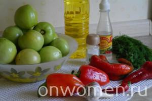 zakuska-iz-zelenyh-pomidor-chesnoka-i-gorkogo-perca-na-zimu1
