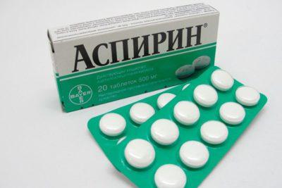Аспирин и спирт
