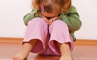 Ребенок плачет в детском саду