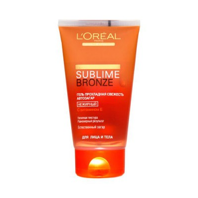 Sublime Bronze от L'Oreal