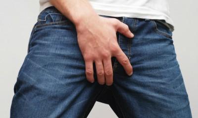 Сильный зуд возле пениса