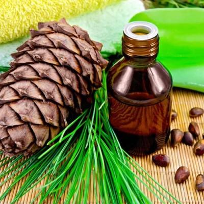 Эфирное кедровое масло для роста волос: применение, польза