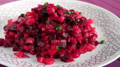 Рецепт винегрета без капусты - 7 пошаговых фото в рецепте