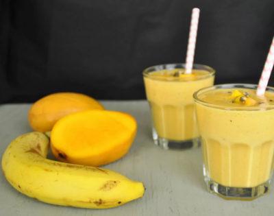 Смузи с манго: очень вкусные рецепты с добавлением банана, клубники и ананаса