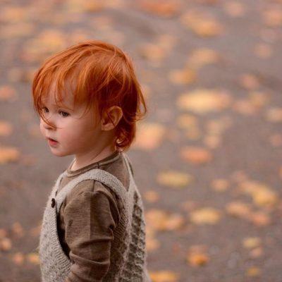 Сон рыжие волосы у ребенка thumbnail