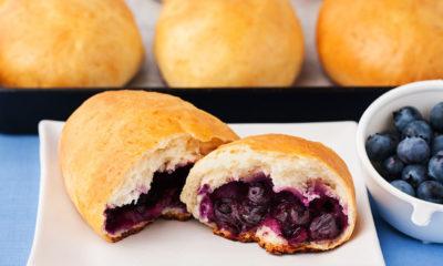 Начинка из черники для пирожков: рецепты для вкусной выпечки