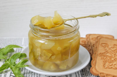 Кабачки в ананасовом соке на зиму