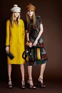 Круизная коллекция Burberry Prorsum 2012