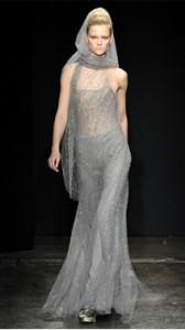Модные платья Donna Karan - осень-зима 2011-2012
