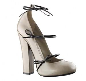 Женская обувь Louis Vuitton - осень-зима 2011-2012