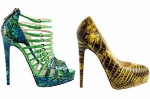 Женская обувь Louis Vuitton - весна-лето 2012