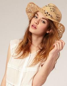 Модные женские головные уборы весна-лето 2012