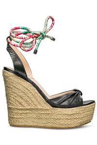 Женская обувь Kenzo - коллекция весна-лето 2012