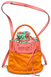 Сумки Kenzo: модные тренды весны-лета 2012