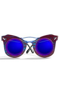 Солнечные очки Kenzo: стильные новинки весны-лета 2012
