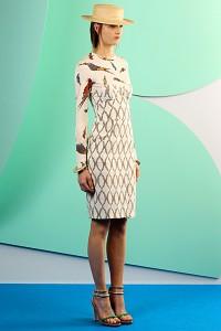 Женская одежда Kenzo - коллекция весна-лето 2012
