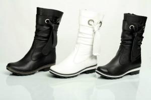 Обувь Женская Осень