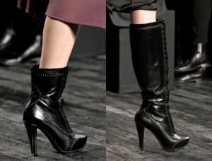 Модные Сапоги Зимние Женские 2014 Год Модели