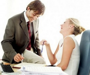 Как начать общение с мужчиной