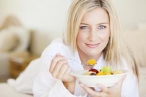 Правильное питание против выпадения волос