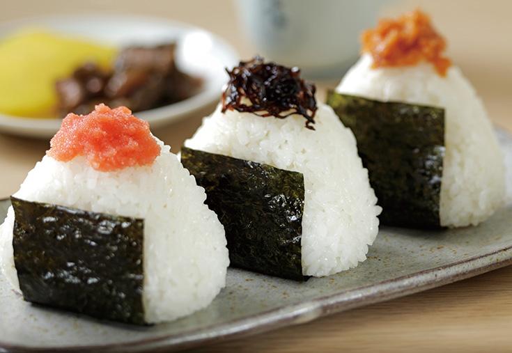 японская кухня рецепты онигири