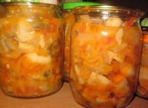 Солянка на зиму с капустой и грибами: 4 рецепта в домашних условиях