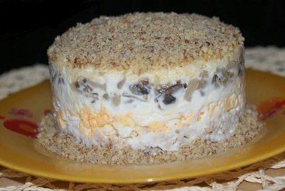рецепты с грибами вешенками и курицей