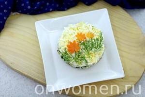 salat-s-kurinoj-pechenyu5