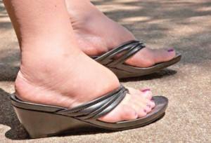 Опухают ноги в районе щиколотки