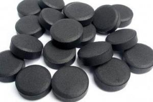 Маски от черных точек с активированным углем
