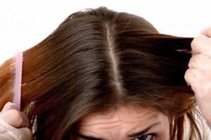 Маски для волос от перхоти