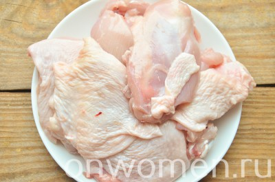 как приготовить куринцю грудку без масла