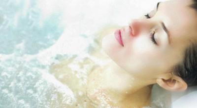 Ванна с морской солью и содой для похудения