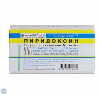 Витамин B6 (Пиридоксин) для волос: применение в домашних условиях