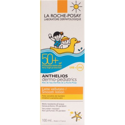 Dermo-Kids Anthelios от La Roche-Posay