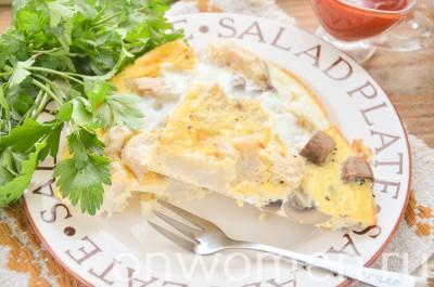 omlet-s-cvetnoj-kapustoj-i-gribami-v-duhovke7
