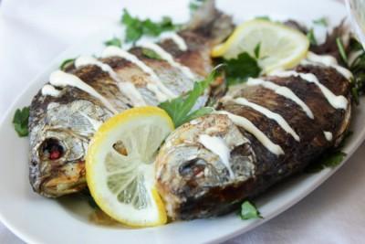 как приготовить рыбу минтай в фольге