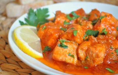 рецепт желудочков куриных в сливочном соусе